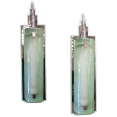 1930s Art Deco Movie Theatre Sconces