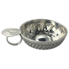 Antique French Sterling Silver Wine Taster