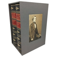 The Rise and Fall of the Confederate Government by Jefferson Davis, 1st Edition