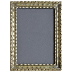 Bronze Picture Frame by Maison Alphonse Giroux, Paris 1870-1880