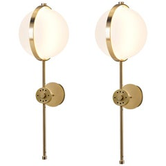 Pair of Polaris Wall Lights