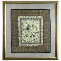Fabric Shadow Boxes