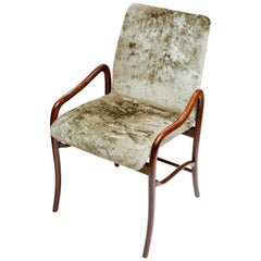 Six Vintage Dining Chairs