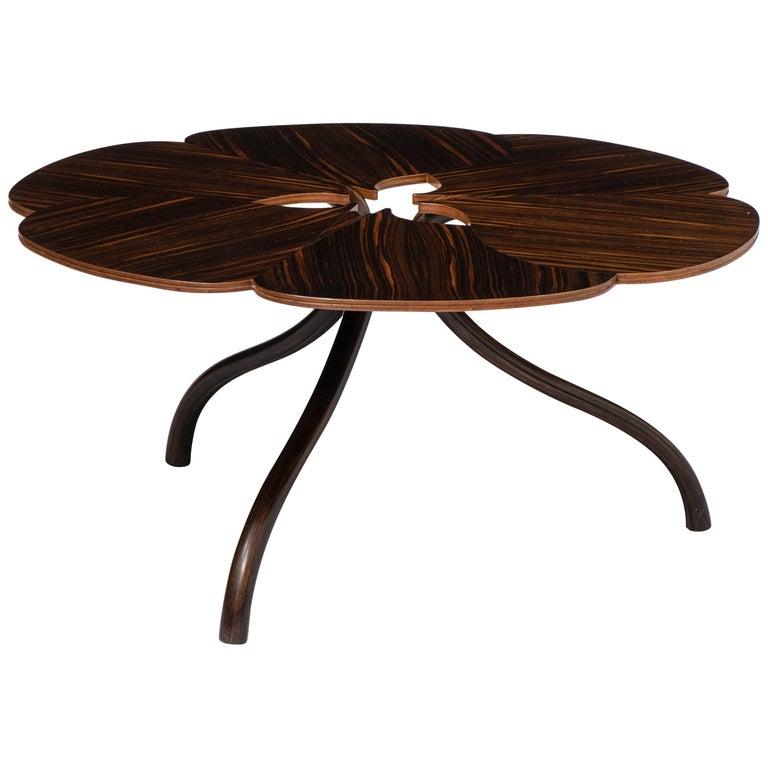 """Side Table """"Spink"""" by John Makepeace, England, 1980 1"""