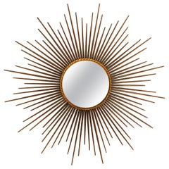 Sunburst Mirror by Chaty Vallauris