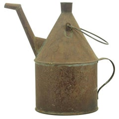 Rusted Watering-Can, Czechoslovakia, circa 1930