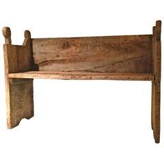 Rustic Seating