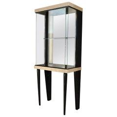 Pietro Chiesa Italian Designer with this Pair of Cabinets