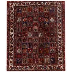 Antique Bakhtari Rug