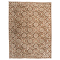 Geometric Shapes Area Rug