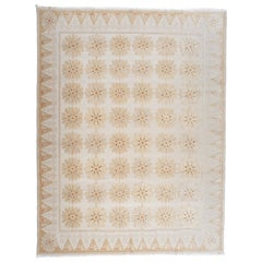 Gold Blossoms Rug