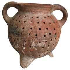 Terracotta Pot from Mexico, 1970s