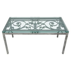 Iron Gate Coffee Table