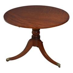 Regency Mahogany Centre Table