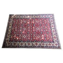 Wool Oversized Traditional Handmade Rug