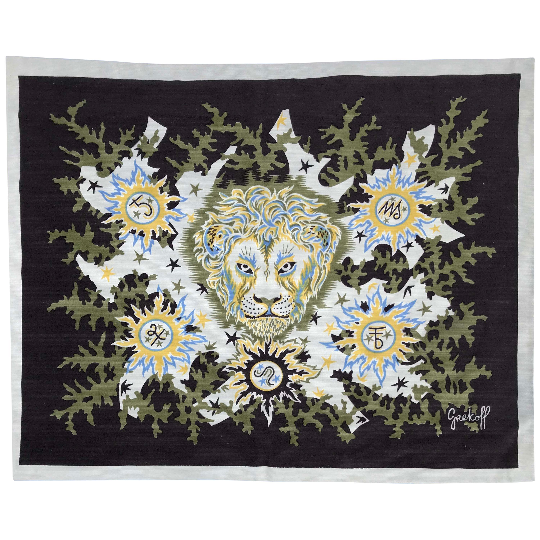 Elie Grekoff Tapestry's