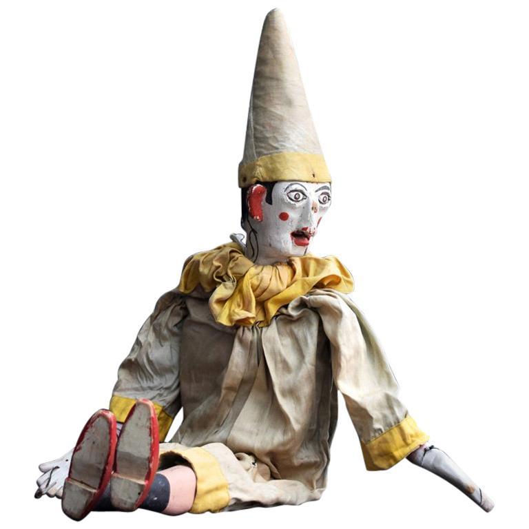 Clown Marquette For Sale