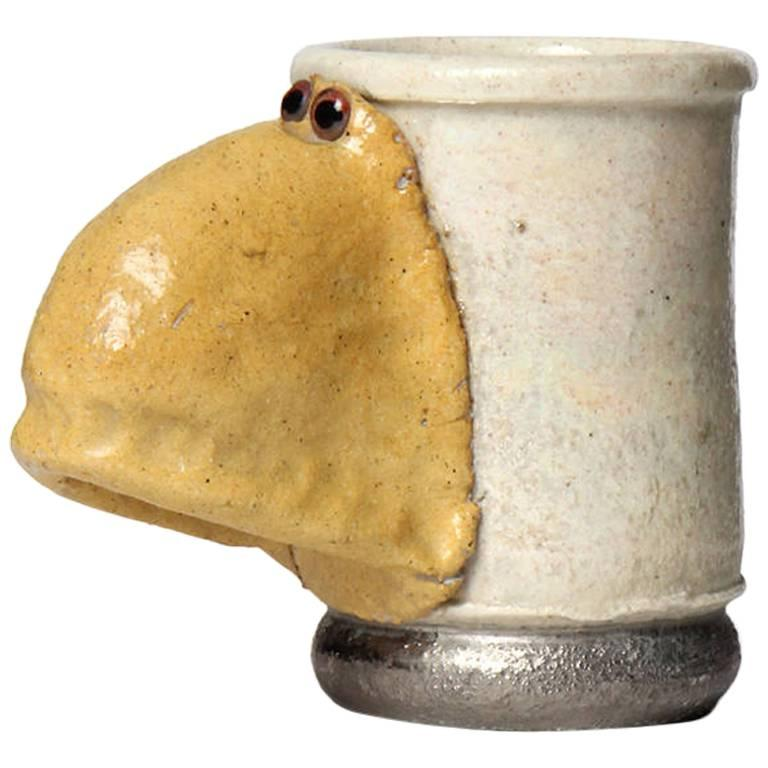 Beak Cup by Clayton Bailey For Sale