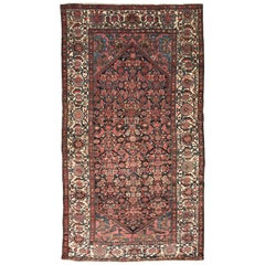 Nice Antique Kurdish Tribal Rug