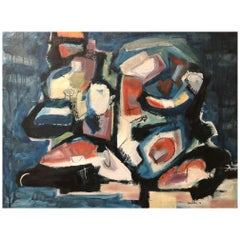 Original Abstract Painting by Clay Walker