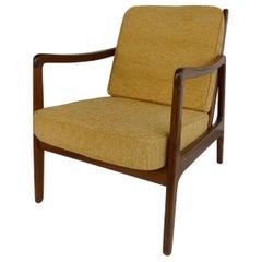 Ole Wanscher Danish Modern Armchair for John Stuart