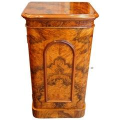 Victorian Walnut Cabinet