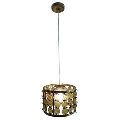 Pendant Lamp by Erik Höglund for Kosta Boda, Sweden