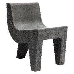Pedro Reyes, Metate Chair, Mexico, 2018