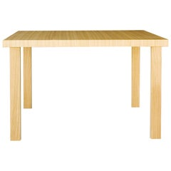 Classic and Elegant Oak Dinning Table, UDO