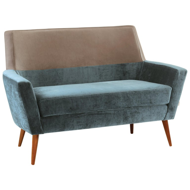 Doble Settee 3-Seat For Sale