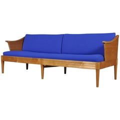 """Stora Stalen"" Sofa by Carl Malmsten, Sweden, 1953s"
