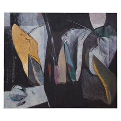 Robert Boss Large Scale Abstract Painting