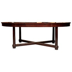 Barbara Barry Collection by Baker Oval Extension Dining Table