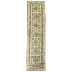 Antique Persian Kurd Runner