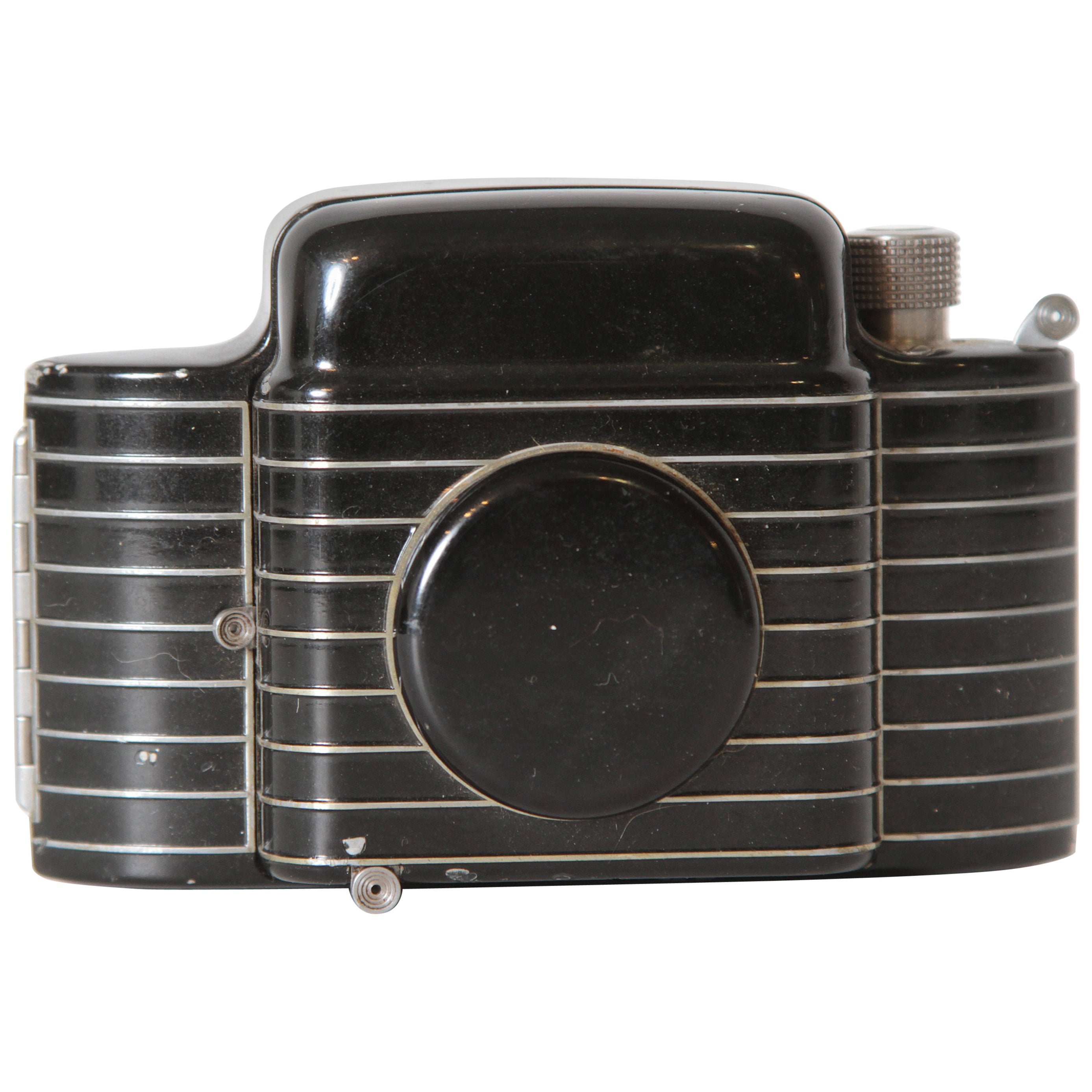 Machine Age Art Deco Walter Dorwin Teague Kodak Bantam Special Camera