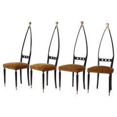 Four Chairs, 1950s, Furniture