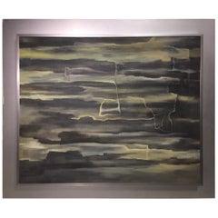Bernard Saby, Abstract Composition, circa 1965