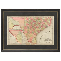 """""""Tunison's Southern Texas"""" by H.C. Tunison, circa 1885"""