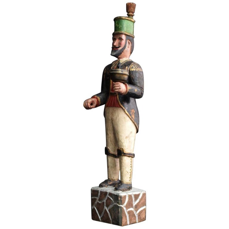 Erzgebirge Miner Figure For Sale