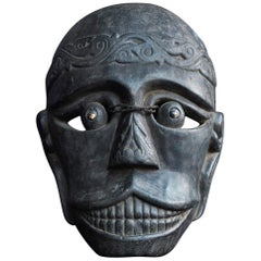 Tibetan Tantric Mask