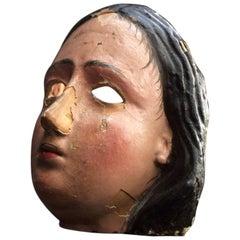 Terracotta Santos Fragment