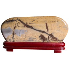 Breathtaking Large Natural Viewing Stone, Collector's Delight, Fine Gift