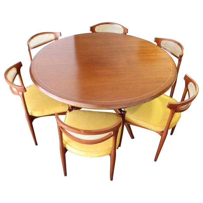 Danish Dining Room Set: Danish Dining Set At 1stdibs