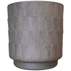 David Cressey Pro Artisan Large 'Ribbed' Planter