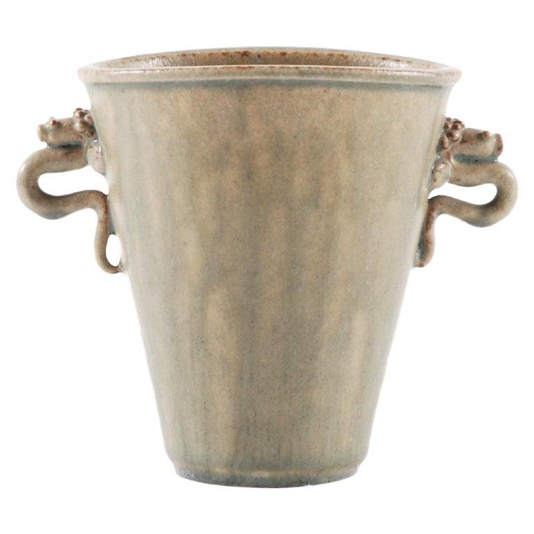 Arne Bang, Ceramic No. 38 For Sale