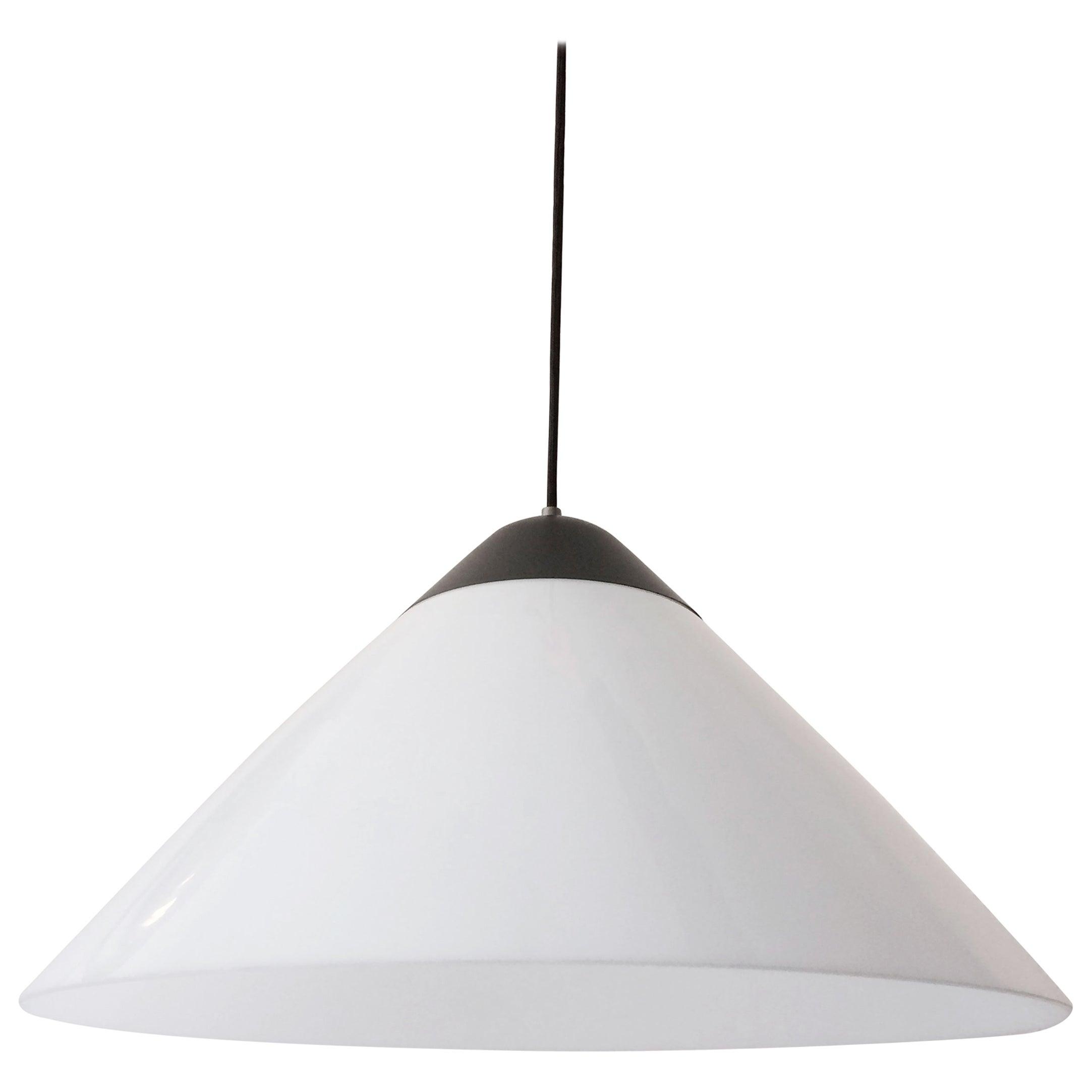 Large Pendent Lamp Opala Midi by Hans Wegner for Louis Poulsen, 1970s, Denmark