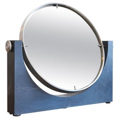 Marble Vanity Mirror by Angelo Mangiarotti
