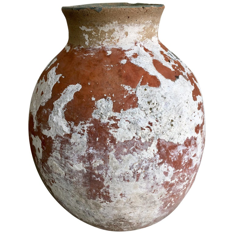 Terracotta Water Pot from Mexico, 1970s For Sale