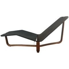 Modernist Bentwood Chaise Lounge by Ingmar & Knut Relling