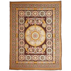 Empire, Hand Knotted Wool Antique Reproduction Rug